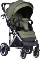 Детская прогулочная коляска Farfello Bino Angel Plus / BP (хаки) -