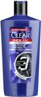 Шампунь для волос Clear Men 3в1 Чистота и свежесть (610мл) -