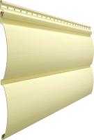 Сайдинг Docke Premium Блок-Хаус (3.6м, лимон) -