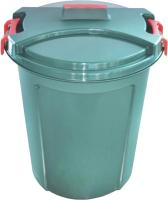 Бак пластиковый Эльфпласт Геркулес ЕР313 (100л, темно-зеленый) -