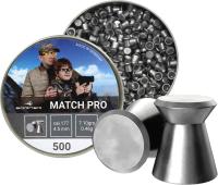 Пульки для пневматики BORNER Match Pro 4.5мм 0.46г / 1106114501 (500шт) -