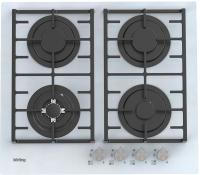 Газовая варочная панель Korting HGG 6825 CTW -