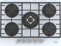 Газовая варочная панель Korting HGG 7835 CTW -