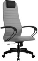 Кресло офисное Metta SU-BP-10 PL (светло-серый) -