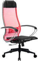 Кресло офисное Metta Комплект 4 PL (красный) -