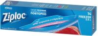 Пакеты фасовочные Ziploc Для хранения и заморозки 3.8л (14x12шт) -