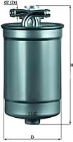 Топливный фильтр Knecht/Mahle P10196 / KL554D -