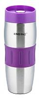 Термокружка KING Hoff KH-4171 (фиолетовый) -