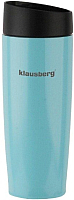 Термокружка Klausberg KB-7148 (голубой) -