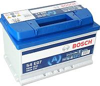 Автомобильный аккумулятор Bosch EFB S4 E07 565500065 / 0092S4E070 (65 А/ч) -