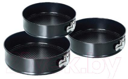 Купить Набор для выпечки KING Hoff, KH-4200 (3шт), Китай, углеродистая сталь