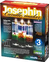 Набор для изготовления свечей Фантазер Гелевые свечи с ракушками №4 / FN-274039 -