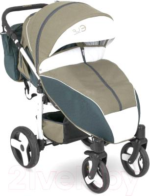 2e8aaadcaffc5c Camarelo Elf (XEL-1) Детская прогулочная коляска книжка купить в ...