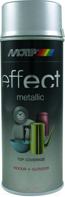 Купить Краска Dupli Color, Deco 302504 (400мл, металлик-эффект серебристый), Германия, серебряный металлик