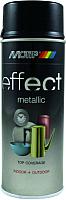 Краска Dupli Color Deco 302510 (400мл, металлик-эффект черный) -