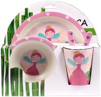 Набор столовой посуды Fresca Ангел / BP2524-3 -