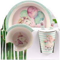 Набор столовой посуды Fresca Единорог / BP2524-014 -