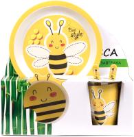 Набор столовой посуды Fresca Пчелка / BP2524-1716 -