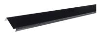 Планка ветровая Технониколь Для черепицы 10x15x45 RAL 9005 -