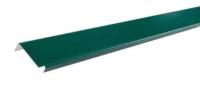 Планка ветровая Технониколь Для черепицы 10x15x45 RAL 6005 -