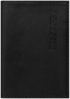Обложка на паспорт Brauberg Passport / 237179 (черный) -