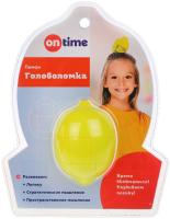 Игра-головоломка On Time Головоломка 3D Лимон / 45025 -