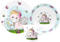 Набор столовой посуды Lefard 87-208 (3пр) -