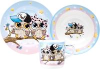 Набор столовой посуды Lefard 87-209 (3пр) -