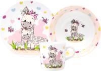 Набор столовой посуды Lefard 87-210 (3пр) -
