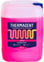 Теплоноситель для систем отопления Thermagent -65°C (20л, красный) -