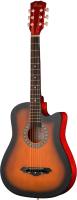 Акустическая гитара Foix FFG-2038C-SB -