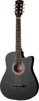 Акустическая гитара Foix FFG-2038C-BK -