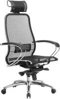 Кресло офисное Metta Samurai S-2.04 (черный) -
