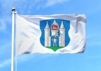 Флаг Флаг г. Могилев (75x150см) -
