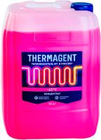 Теплоноситель для систем отопления Thermagent -65°C (10л, красный) -