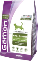 Корм для кошек Gemon Light Sterility Turkey (10кг) -