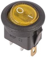 Выключатель клавишный Rexant ON-OFF 36-2572 (желтый) -