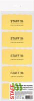 Стиратель для доски Staff Basic / 237511 -