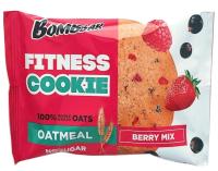 Протеиновое печенье Bombbar Ягодный микс (40г) -