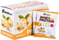 Протеин Bombbar Крем-брюле (20x30г) -