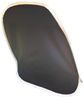 Накидка на автомобильное сиденье JoyArty Темный металл / cspr_23572 -