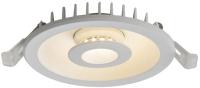 Точечный светильник Arte Lamp Sirio A7203PL-2WH -