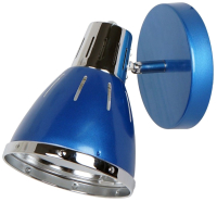Спот Arte Lamp Marted Blue A2215AP-1BL -