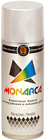 Краска Monarca Металлик (400мл, яркий хром) -