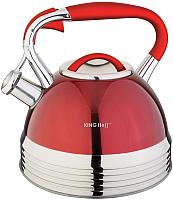 Чайник со свистком KING Hoff KH-1057 -