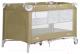 Кровать-манеж Carrello Piccolo CRL-9201/1 (caramel beige) -
