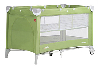Кровать-манеж Carrello Piccolo CRL-9201/1 (sunny green) -