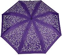 Зонт складной Gimpel 16105 (фиолетовый) -