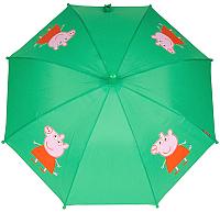 Зонт-трость Капелюш D-1 (зеленый) -