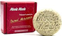 Твердый шампунь для волос Meela Meelo Белый Эвкалипт Сила и блеск (85г) -